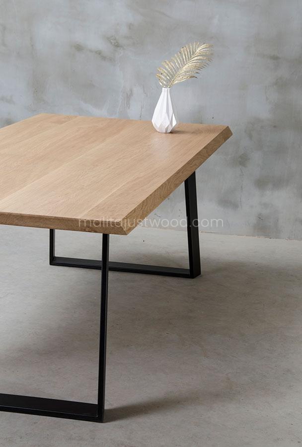 stół Clamo drewniany konferencyjny na zamówienie