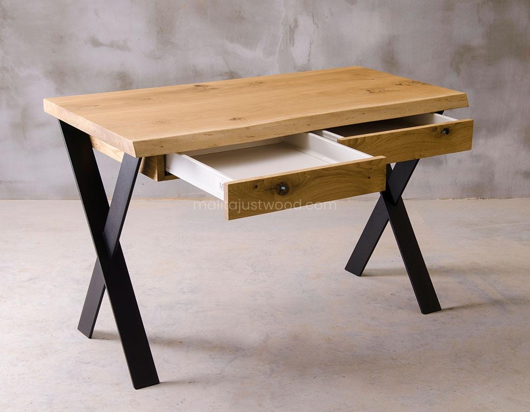 biurko dębowe Navigo