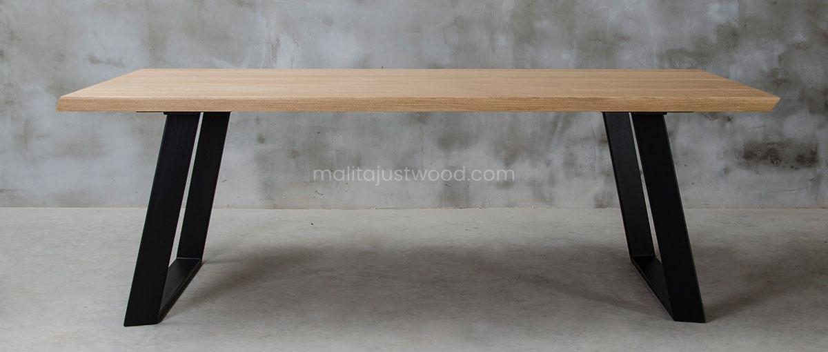 duży stół do jadlani rozkładany na zamówienie