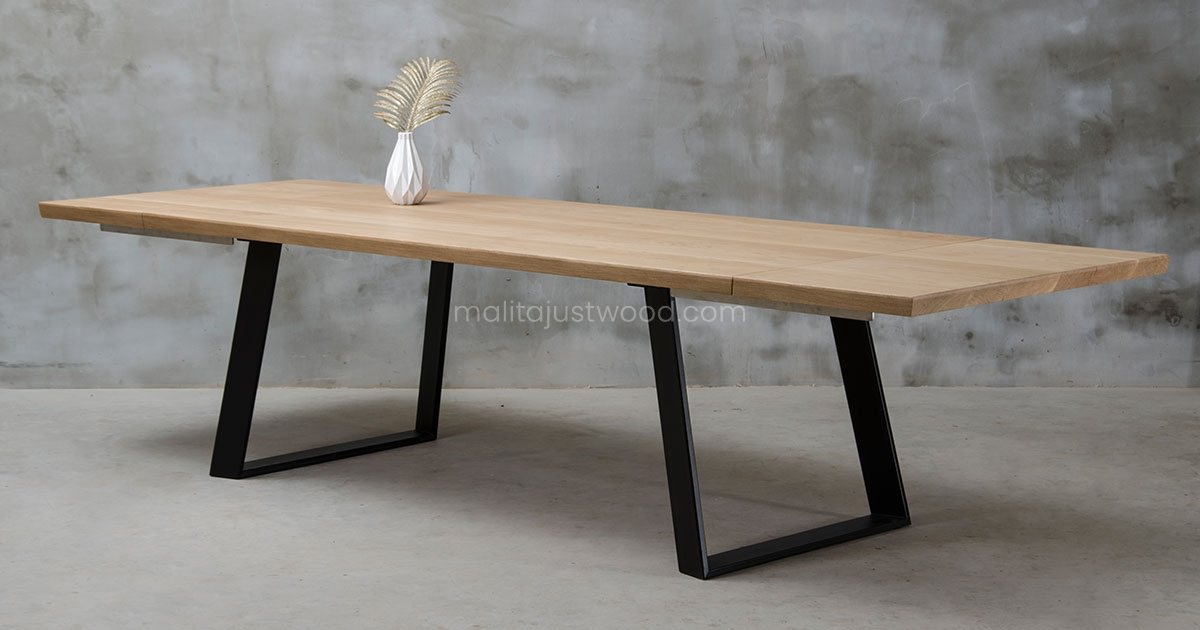 konferencyjny stół Clamo rozkładany
