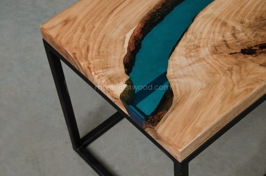 designerski stolik Carus do salonu