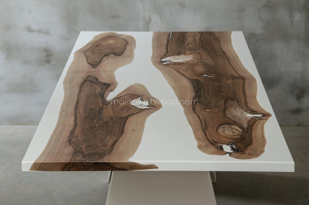 designerski stół Concordia do salonu