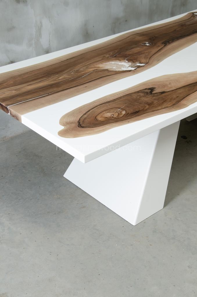 drewniany stół Concordia do sali konferencyjnej