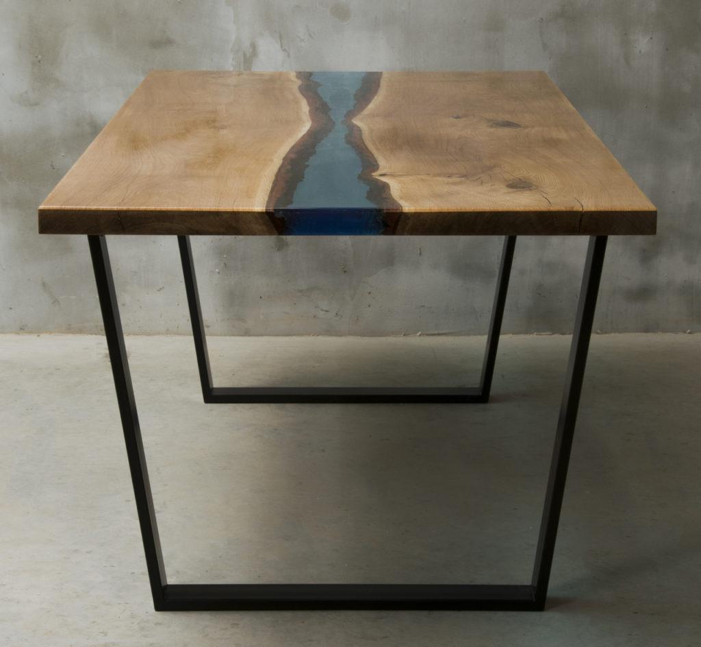 stół Flumine lakierowany