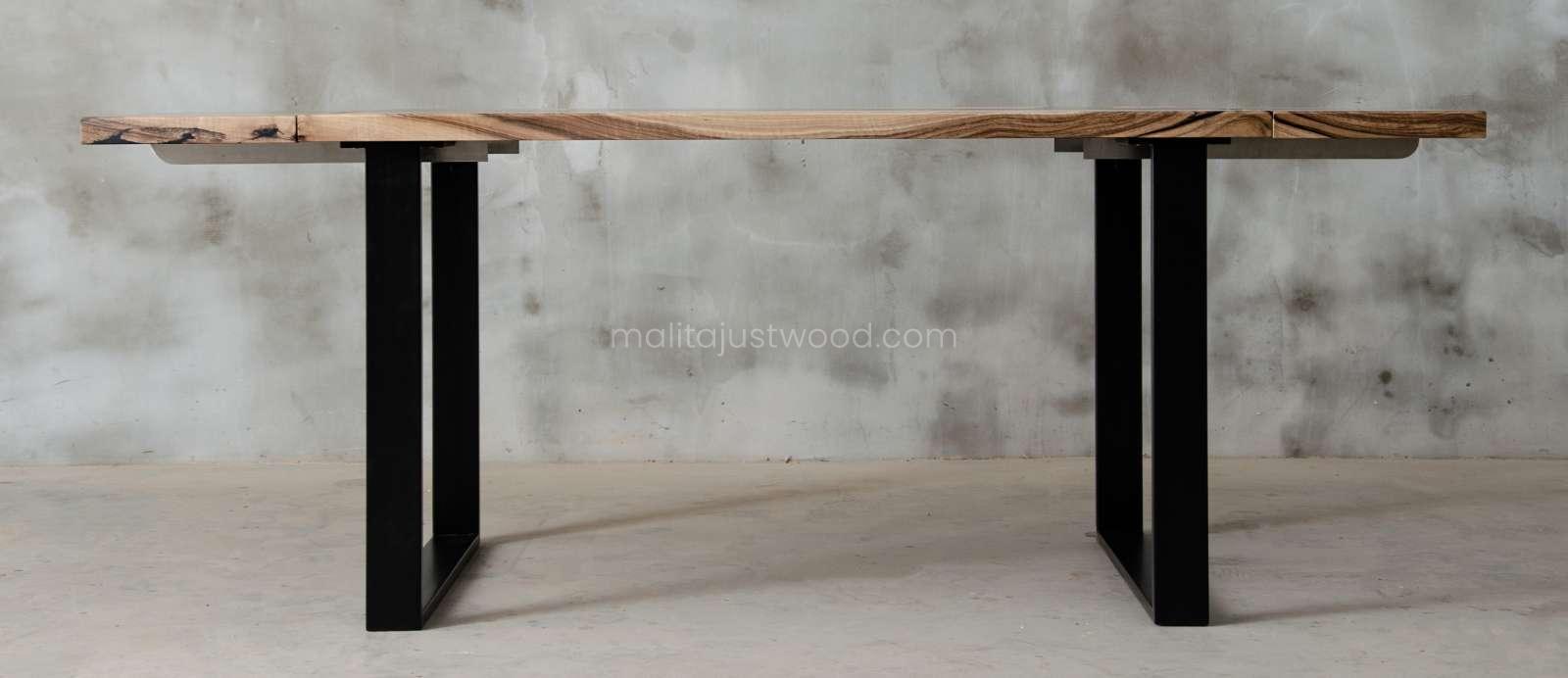 nowoczesny lakierowany stół tenens do jadalni