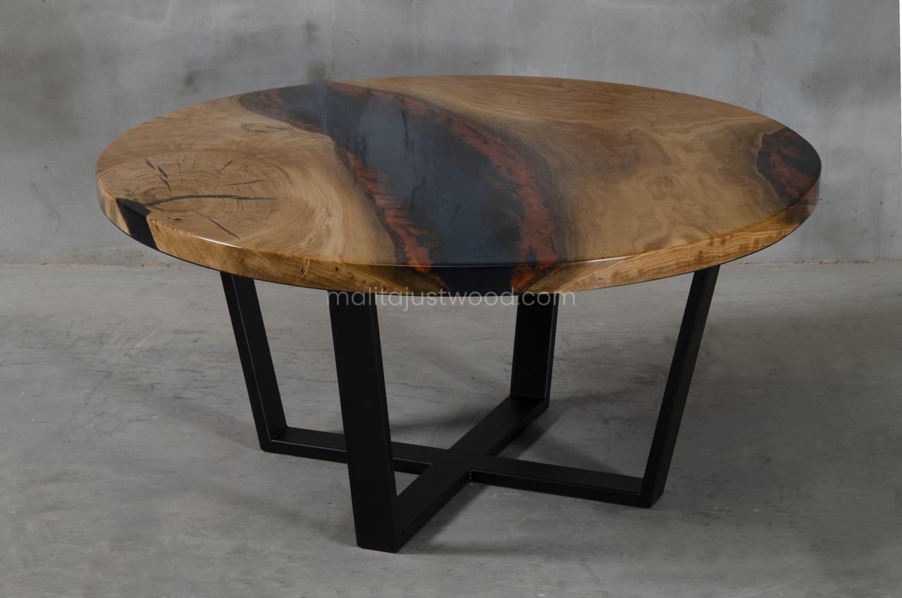 beskope resin tables Moon