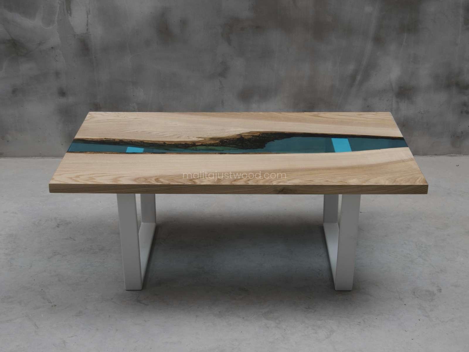 rectangular coffee table cinis