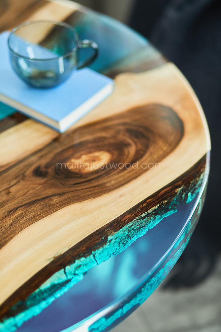 Stoliki kawowe w stylu Etno, Scandi
